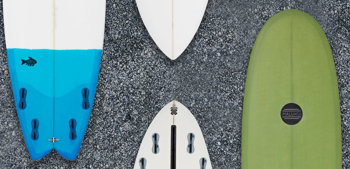 Maluku Surfboards