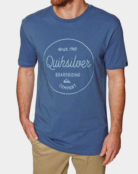 Quiksilver Classic Morning T-Shirt