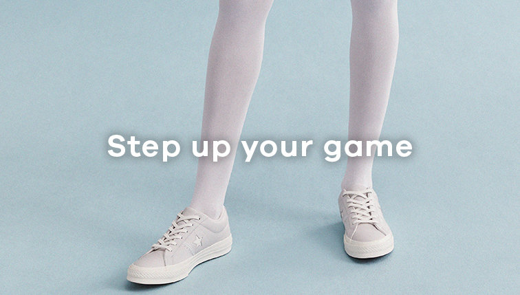 Step Up Your Game