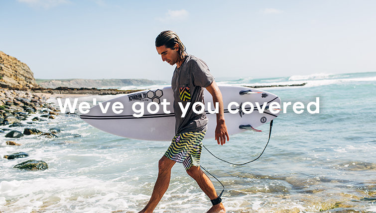 We've got you covered