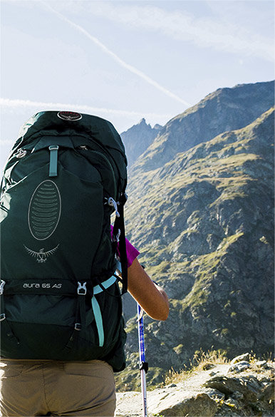 Technical Backpacks, Travel Packs and Rucksacks