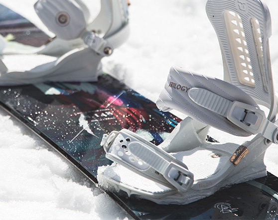 Fixations Snowboard