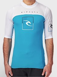 Short Sleeve Rash Vests