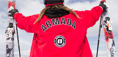 Armada Skis and Clothing