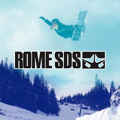 Rome Snowboards and Bindings