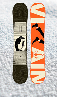 Park and Jib Snowboards